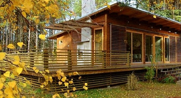 How about this Prefab Home?