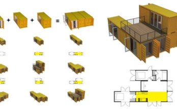 Limitless Possibilities with Shipping Containers, Which Arrangement Would You Choose