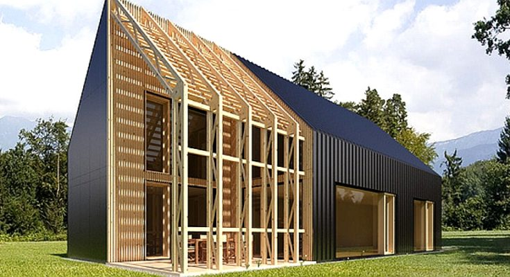 Low Energy Prefab House