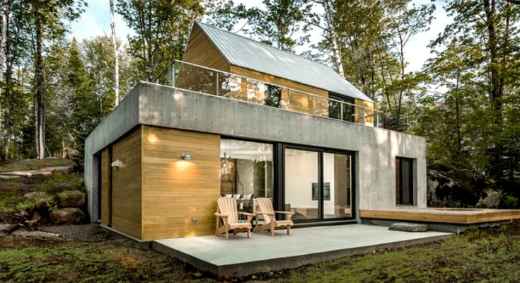 New Kind of Tiny House Cabin