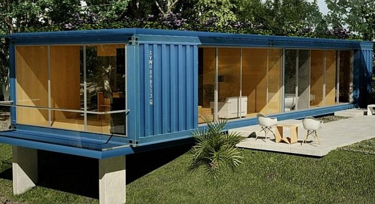 Nicest Shipping Container Homes Possible with Just One $2000 Container