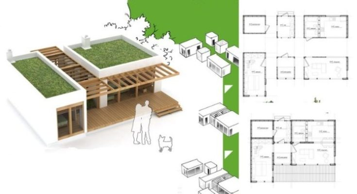 Sustainable Home Design Winners For This House