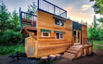 Tiny Home with Rooftop Deck