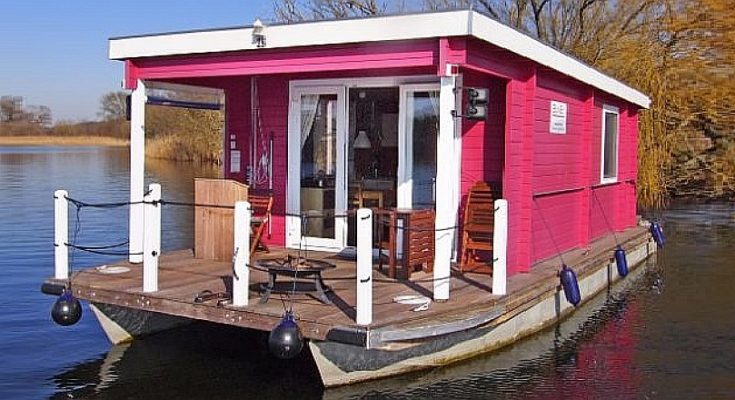 Tiny Houseboat, the Bunbo 990D