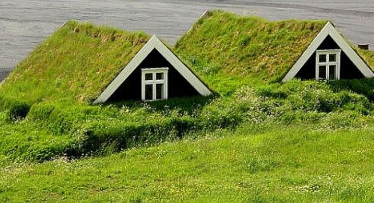 Would you live in a Turf House?