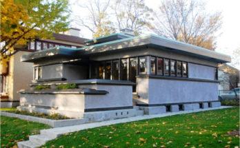Frank Lloyd Wright's also made Prefab Homes