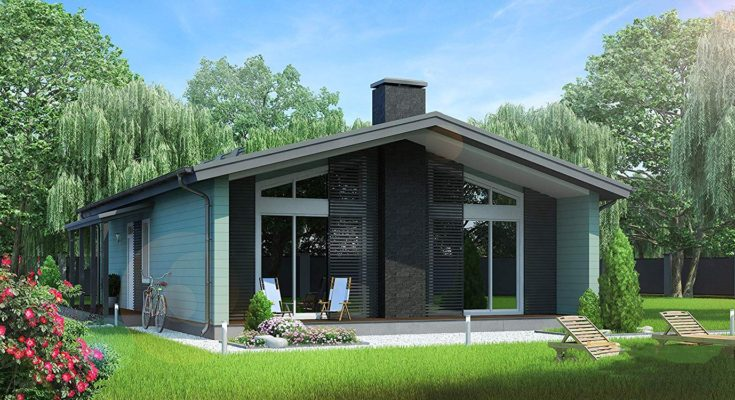 Timber Frame Cabin Home, 1409 sq ft - $49,612